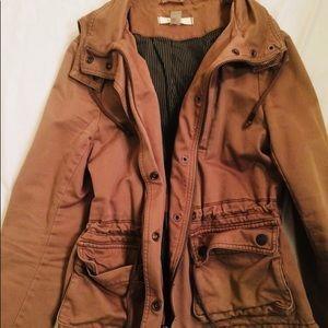 JCrew boyfriend fatigue jacket